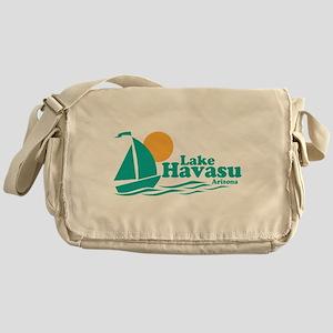 Lake Havasu Arizona Messenger Bag