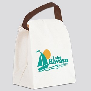 Lake Havasu Arizona Canvas Lunch Bag