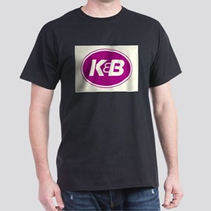 K&B Ash Grey T-Shirt
