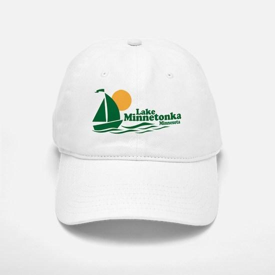 Lake Minnetonka Minnesota Baseball Baseball Cap