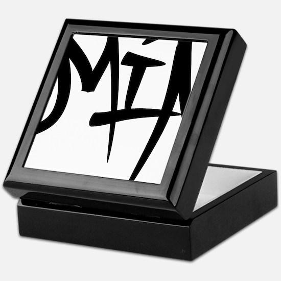 Cute Mia Keepsake Box