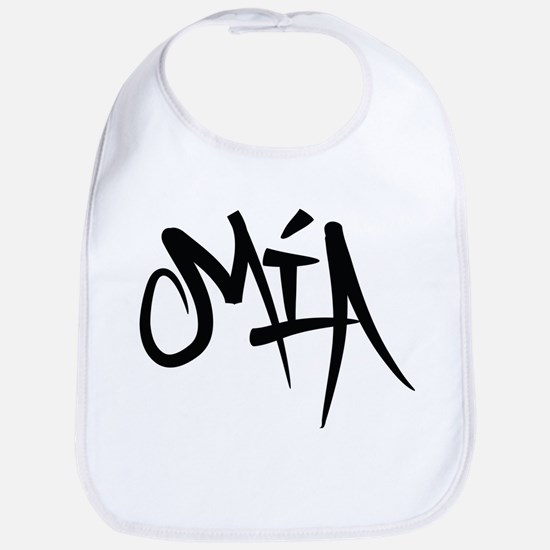 MIA Graffiti Bib