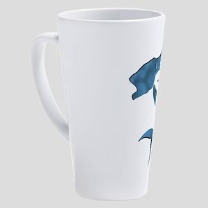 STRIKE POWER 17 oz Latte Mug
