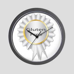 Gluten Free Rosette Wall Clock