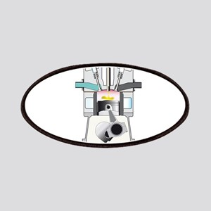 Diesel Fuel Injection Ignition Stroke Patch