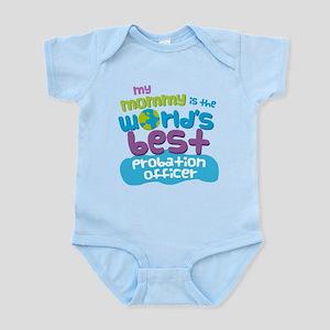 Probation Officer Gift for Kids Infant Bodysuit