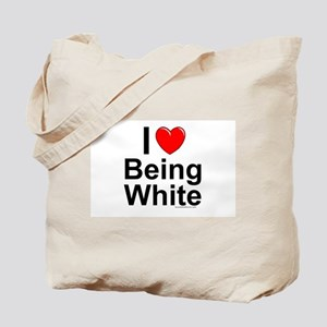 Being White Tote Bag