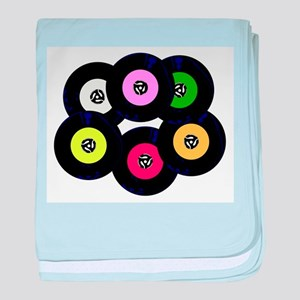 Singles Collection baby blanket