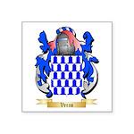 Veras Square Sticker 3