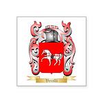 Veralli Square Sticker 3