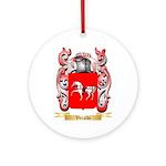 Veraldi Round Ornament
