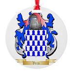 Vera Round Ornament