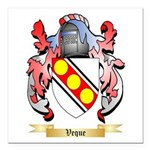 Veque Square Car Magnet 3