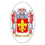 Venturucci Sticker (Oval)