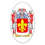 Venturucci Sticker (Oval 50 pk)