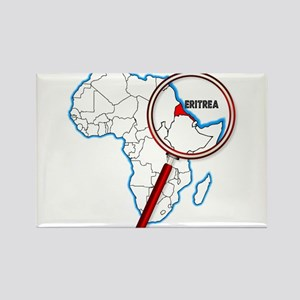 Eritrea Under A Magnifying Glass Magnets