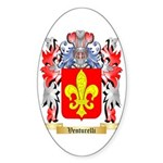Venturelli Sticker (Oval 50 pk)