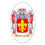 Ventura Sticker (Oval 50 pk)