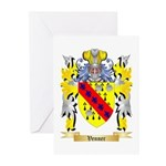 Venner Greeting Cards (Pk of 20)
