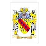 Venner Postcards (Package of 8)