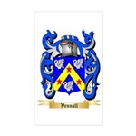 Vennall Sticker (Rectangle)