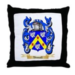 Vennall Throw Pillow