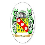 Venn Sticker (Oval 50 pk)