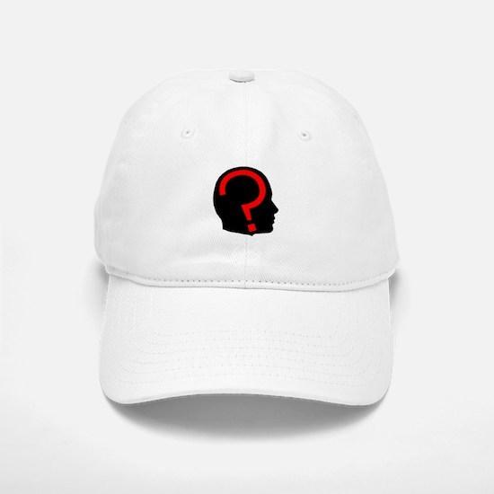 Question Baseball Baseball Cap