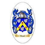Venel Sticker (Oval)