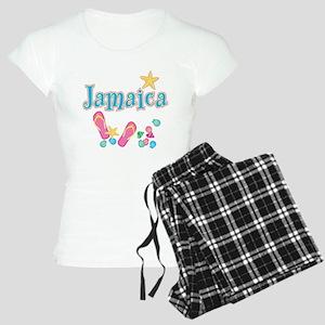 Jamaica_FlipFlops Pajamas