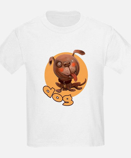 Dog Kids T-Shirt