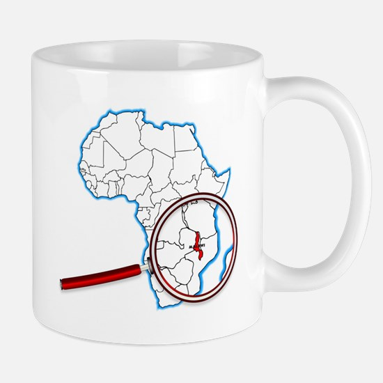 Malawi Under A Magnifying Glass Mugs