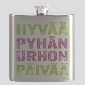 Happy St. Urho's Day! Flask