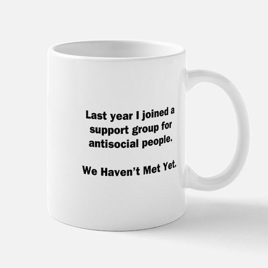 Antisocial Group Mug