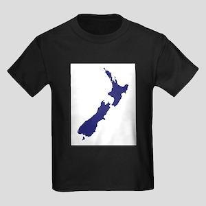 New Zealand Silhouette T-Shirt