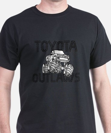 Toyota Outlaws Logo T-Shirt