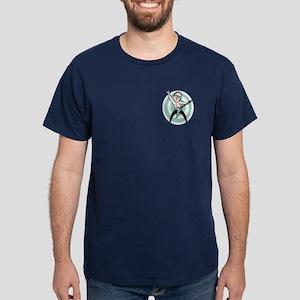 50s Metal Man Dark T-Shirt