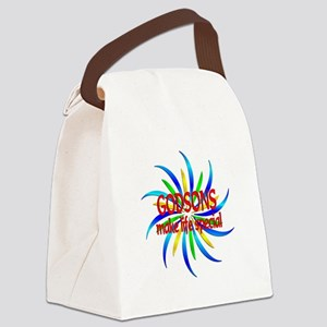 Godsons Make Life Special Canvas Lunch Bag