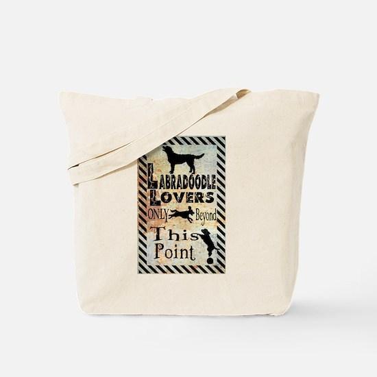 Labradoodle Lovers Tote Bag