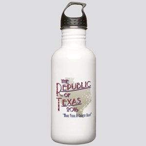 The Republic of Texas Stainless Water Bottle 1.0L