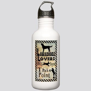 Labradoodle Lovers Stainless Water Bottle 1.0L