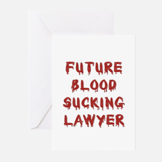 Future BS Lawyer Greeting Cards (Pk of 10)