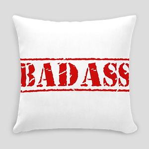 Badass Everyday Pillow