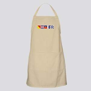 Say it for the Ocean Apron