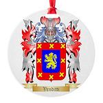 Venditti Round Ornament