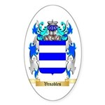 Venables Sticker (Oval 10 pk)