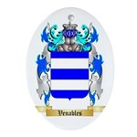 Venables Oval Ornament