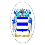 Venable Sticker (Oval 50 pk)