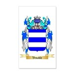 Venable 35x21 Wall Decal