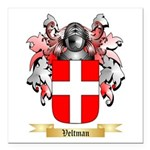 Veltman Square Car Magnet 3